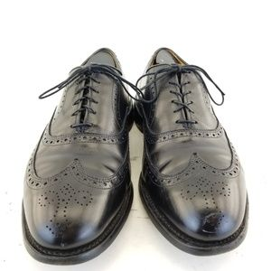 """Allen Edmonds """"Chester"""" Wing Tip Brouge Oxford Lac"""